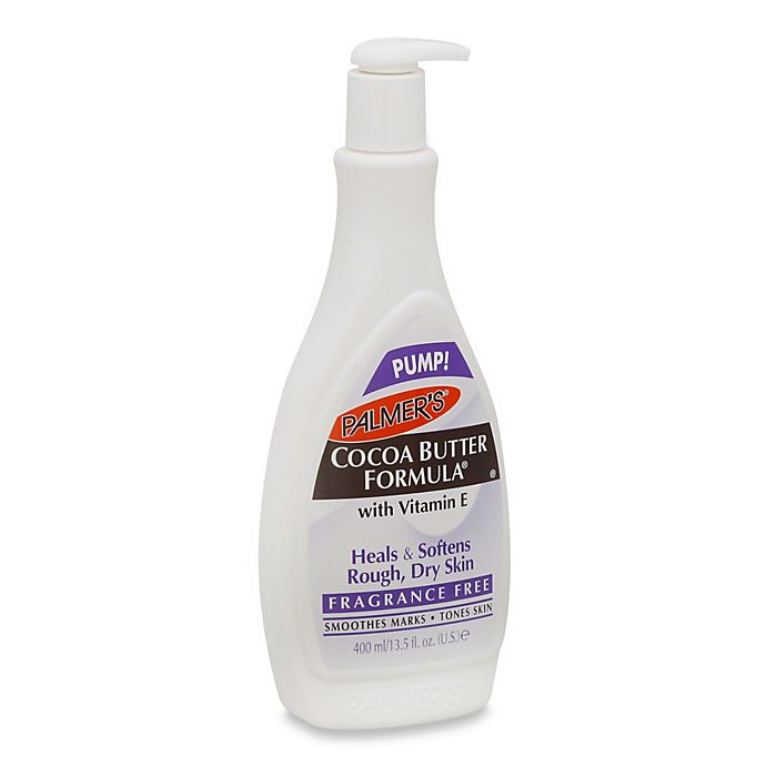 Palmer S 13 5 Oz Cocoa Butter Formula Body Lotion Fragrance Free Bed Bath Beyond