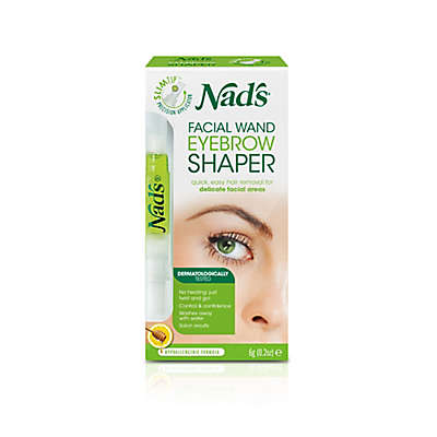 Nad's 0.2 oz. Natural Face Wand