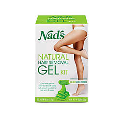 Nad's 6 oz. Natural Hair Removal Gel Kit