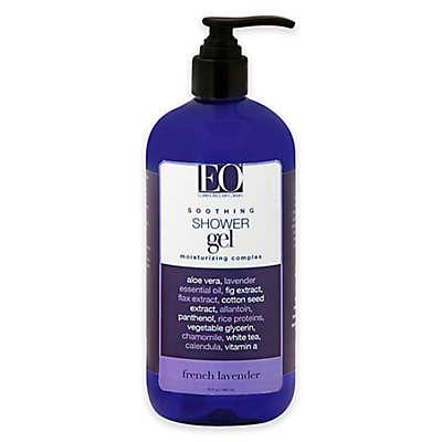 EO® 16 oz. Botanical Shower Gel in French Lavender