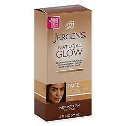 Jergens® 2 oz. Natural Glow Face Daily Moisturizer Medium to Tan with SPF 20
