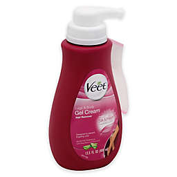VEET® 13.5 oz. Gel Cream Sensitive Formula Hair Removal with Pump