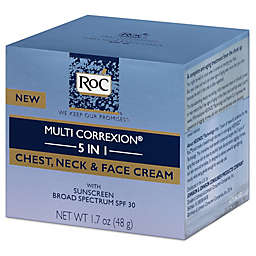 RoC® Multi Correxion® 5-in-1 Chest Neck and Face Cream with SPF 30