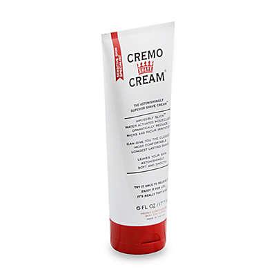 Cremo Cream 6 oz. Shave Cream