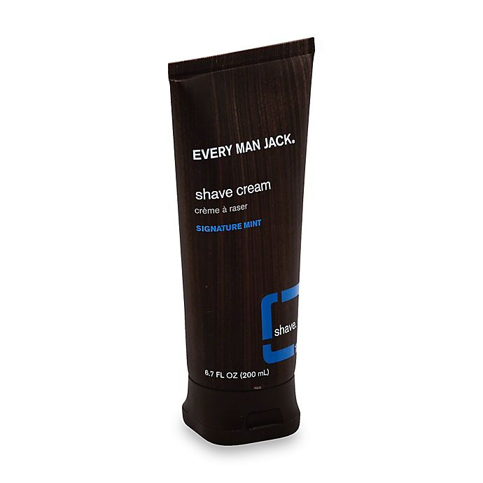 Alternate image 1 for Every Man Jack® 6.7 oz. Shave Cream in Signature Mint