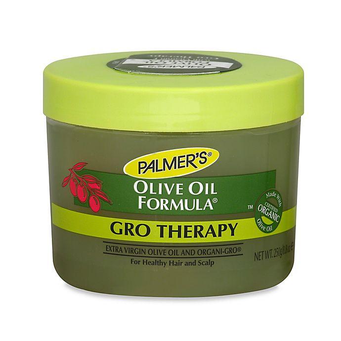 Alternate image 1 for Palmer's 8.8 oz. Olive Oil Formula Gro Therapy