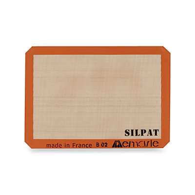 Silpat® Nonstick 11-5/8-Inch x 16-1/2-Inch Silicone Baking Mat