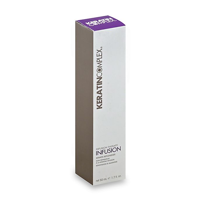 Alternate image 1 for Keratin Complex® 1.7 oz. Infusion Therapy Keratin Replenisher