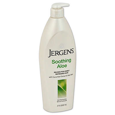 Jergens® 21 oz. Soothing Aloe Refreshing Moisturizer