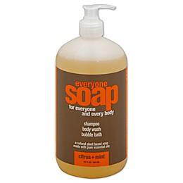 Everyone™ 32 oz. 3-in-1 Botanical Soap in Citrus Mint