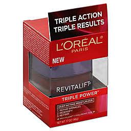 L'Oréal® Revitalift® 1.7 oz. Triple Power Deep-Acting Moisturizer