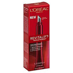 L'Oréal® Revitalift® .5 oz. Triple Power Eye Treatment