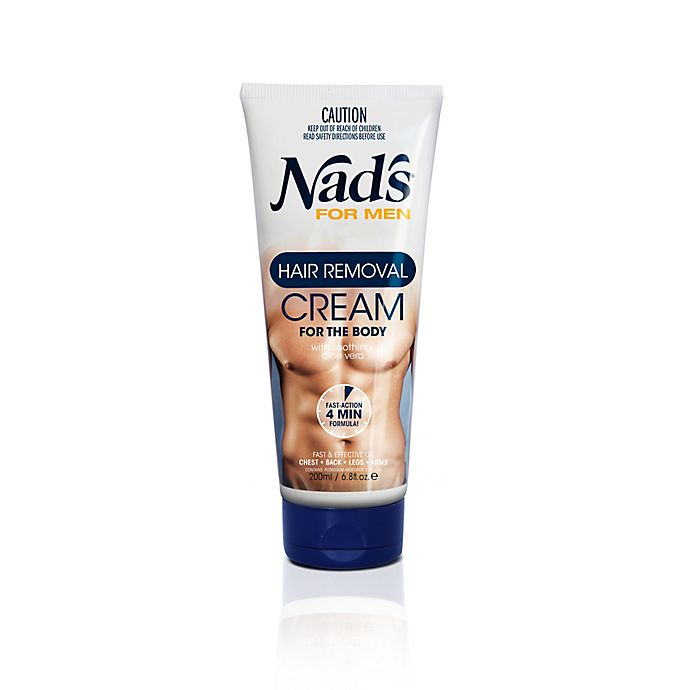 Nad S 6 8 Oz Men Hair Removal Cream Bed Bath Beyond