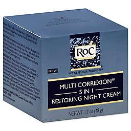 RoC® Multi Correxion® 1.7 oz.5-in-1 Restoring Night Cream