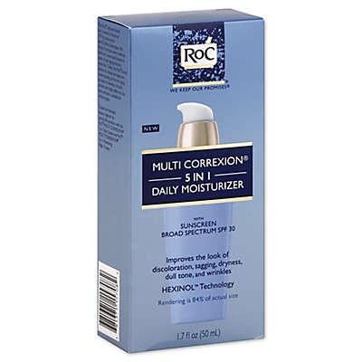 RoC® Multi Correxion® 1.7 oz. 5-in-1 Daily Moisturizer SPF 30