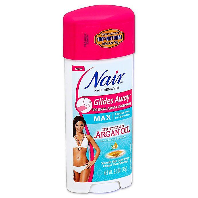 Nair Hair Remover Glides Away 3 3 Oz For Bikini Arms And