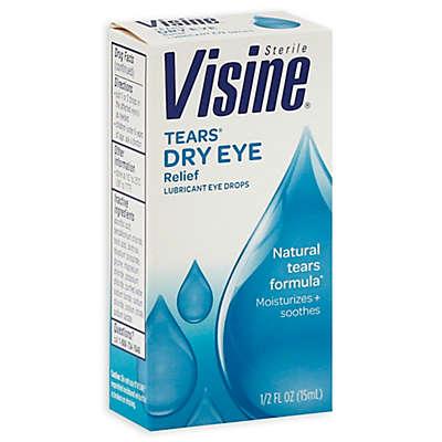 Visine® 0.50 oz. Tears Dry Eye Relief Drops
