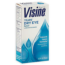 Visine® 0.50 oz. Tears Dry Eye Relief Drops
