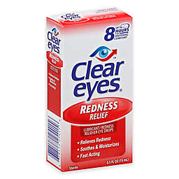 Clear Eyes 0.50 oz. Lubricant Redness Reliever Eye Drops