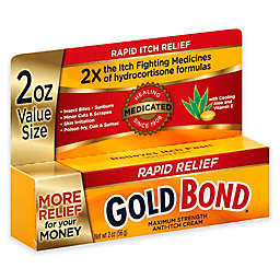 Gold Bond® 2 oz. Rapid Relief Anti-Itch Cream