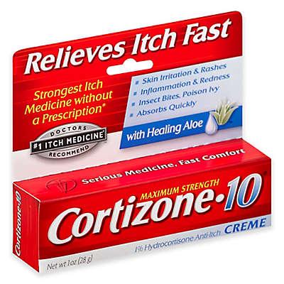 Cortizone-10® 1oz. Maximum Strength Creme