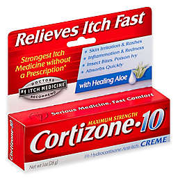 Cortizone-10® 1oz. Maximum Strength Creme