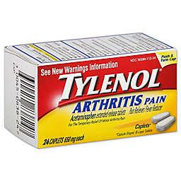Tylenol® 24-Count Arthritis Pain Caplets
