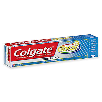 Colgate Total® 7.8 oz. Whitening Toothpaste