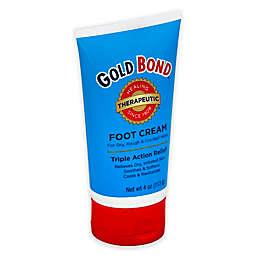 Gold Bond® 4 oz. Therapeutic Foot Cream