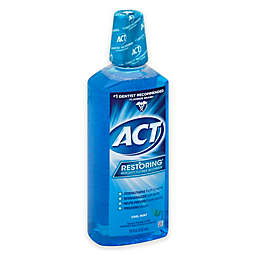 ACT® Restoring 18 oz. Mouthwash in Cool Mint
