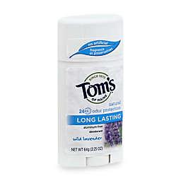 Tom's of Maine® 2.25 oz. Long Lasting Deodorant in Lavender
