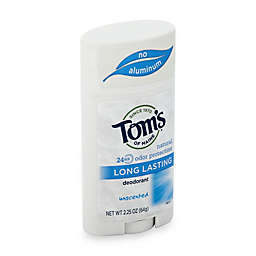 Tom's of Maine® 2.25 oz. Long Lasting Deodorant in Unscented