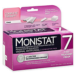 Monistat® 7-Day Triple Action Antifungal Treatment Cream