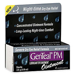 GenTeal 0.12 oz.  Severe Dry Night-Time Eye Relief Lubricant Eye Ointment