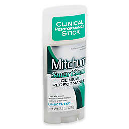 Mitchum Clinical™ 2.5 oz. Soft Solid Anti-Perspirant and Deodorant in Unscented