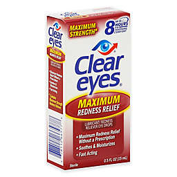 Clear Eyes® .5 oz. Maximum Redness Relief
