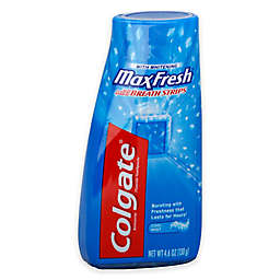 Colgate® MaxFresh® 4.6 oz. Toothpaste with Mini Breath Strips in Cool Mint