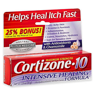 Cortizone-10® 1 oz. Maximum Strength Intensive Healing Formula