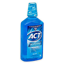ACT® Restoring 33.8 oz.  Mouthwash in Cool Mint