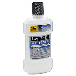 Listerine® Healthy White™ 32 oz. Vibrant Anticavity Mouthrinse