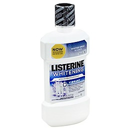 Listerine® Healthy White™ 16 oz. Vibrant Anticavity Mouthrinse