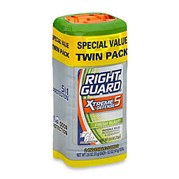 Right Guard® Xtreme Fresh® 2-Count Invisible Solid Antiperspirant and Deodorant in Fresh