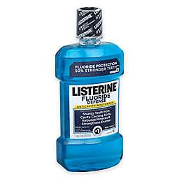 Listerine® 33.8 oz. Fluoride Defense Anticavity Mouthwash