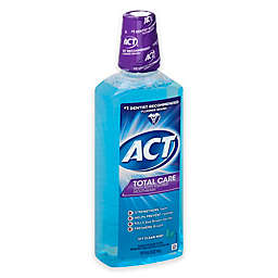 ACT® Total Care 18 oz. Anticavity Fluoride Mouthwash in Icy Clean Mint