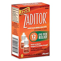 Zaditor® 2-Count Eye Drops