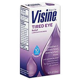 Visine® 0.5 oz. Tired Eye Relief Lubricant Eye Drops