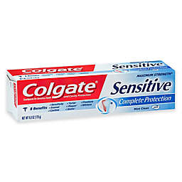 Colgate® 6 oz. Sensitive Complete Protection Toothpaste