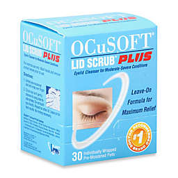 OCuSOFT® Lid Scrub Plus 30-Count Original Pre-Moistened Pads