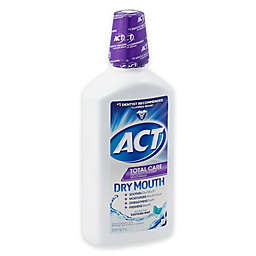 ACT® 33.8 oz. Total Care Dry Mouth Anticavity Mouthwash in Mint