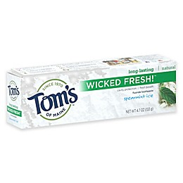 Tom's of Maine® 4.7 oz. Wicked Fresh!® Fluoride Toothpaste in Spearmint Ice